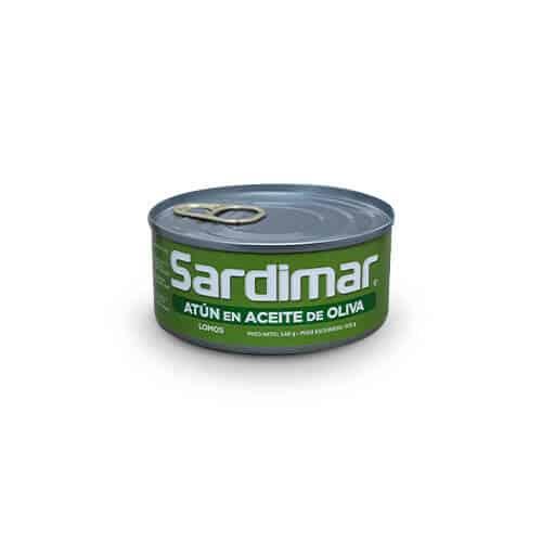 Atún Trozos Aceite Oliva Sardimar 140g