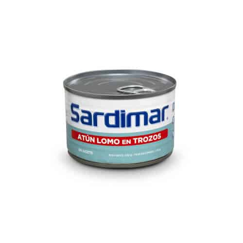 Atún Trozos Aceite Sardimar 230g