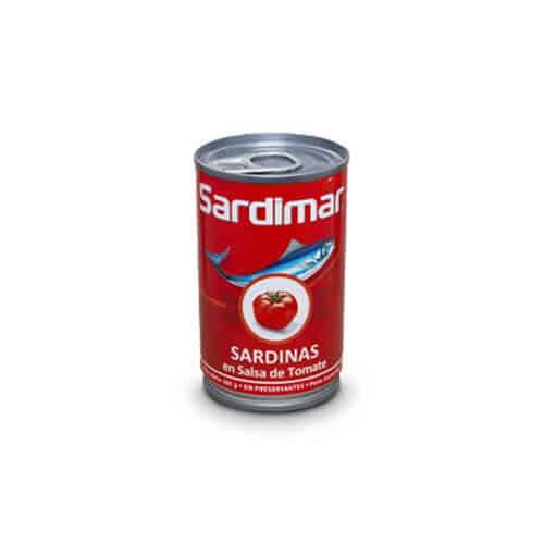 Sardina Dulce Sardimar 160g